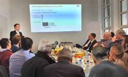 Wangen Pumpen Vertriebspartner Meeting 2018